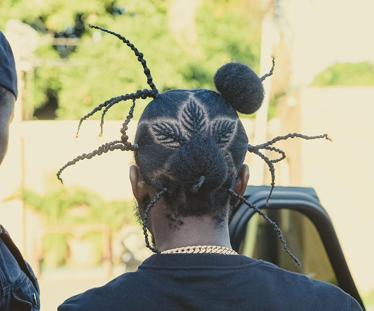 In Memoriam Popcaan S Most Unruly Hairstyles Through The