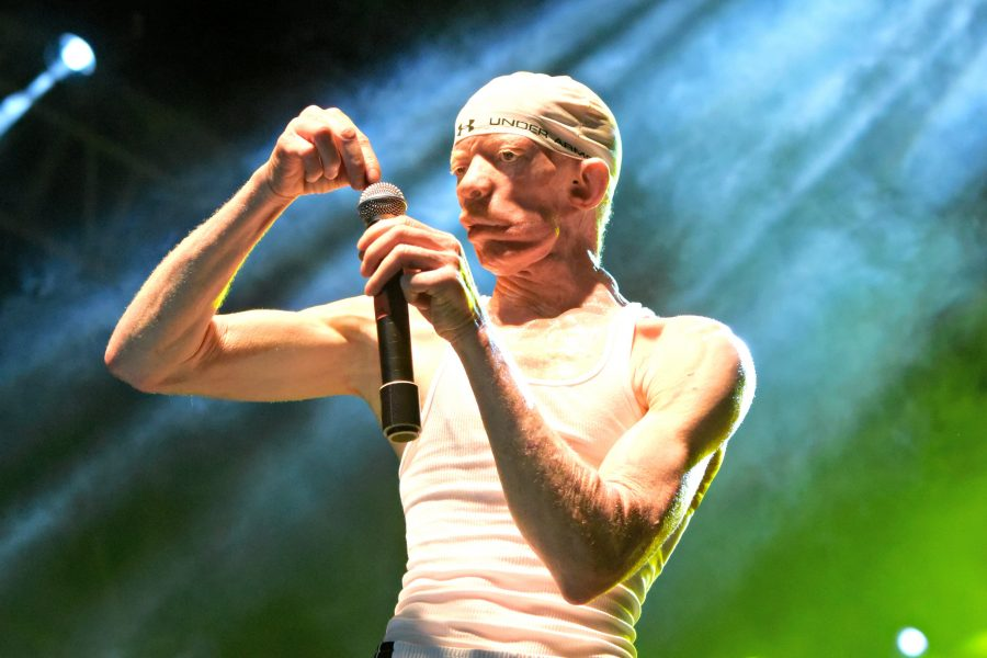 Yellowman Getting Visuals Ready From 'No More War' Album