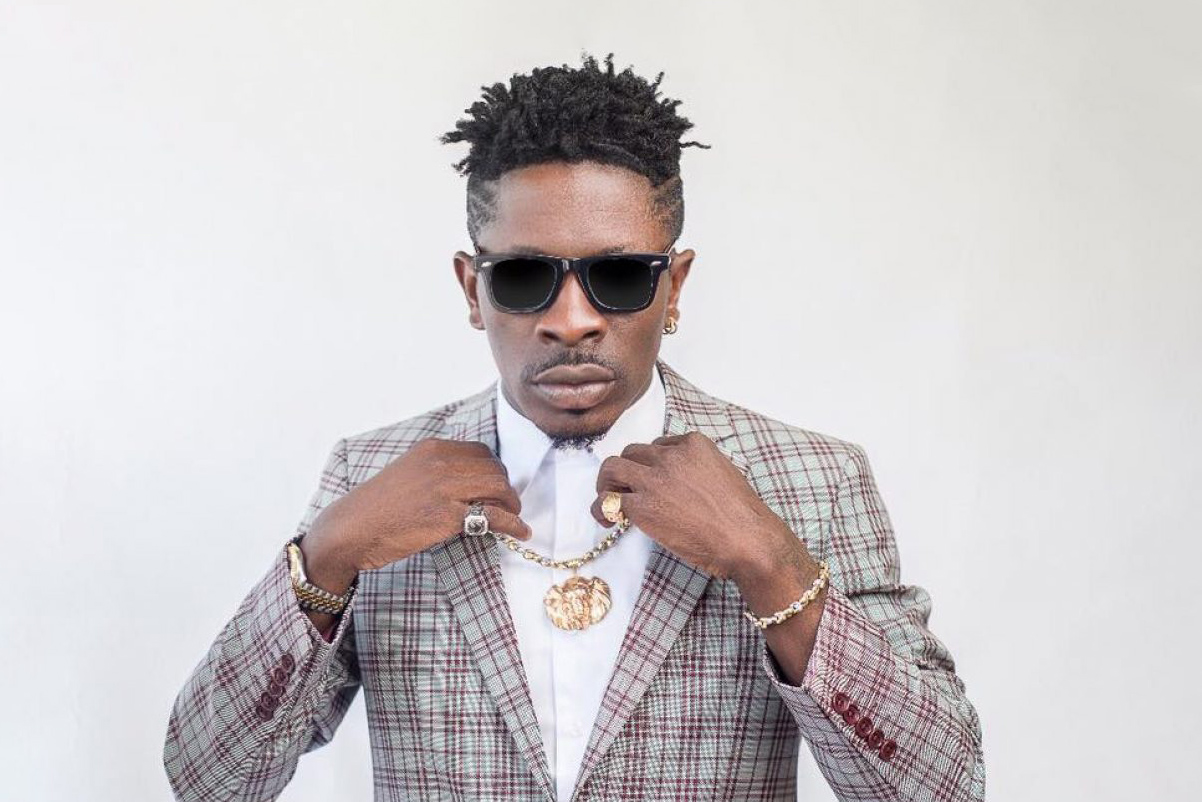 Shatta Wale Gives Up On Love