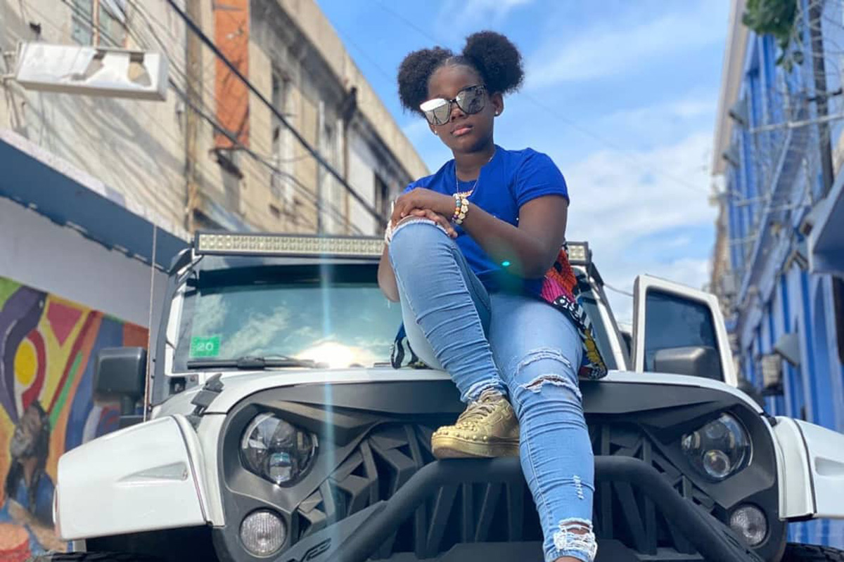 Octavia, I-Octane's 11 Year-Old Daughter, Looks To Blast Off With 'Escape'  – DancehallMag