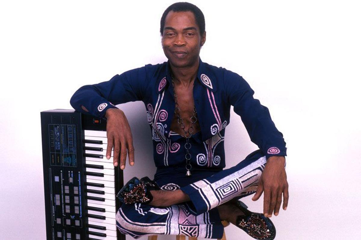Fela Kuti: The Musical Legacy