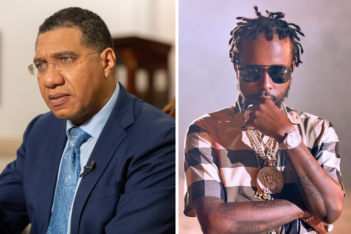 Jamaican PM Makes Promises After Popcaan's Request For Investment In Dancehall – DancehallMag