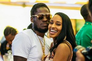 Aidonia and his wife
