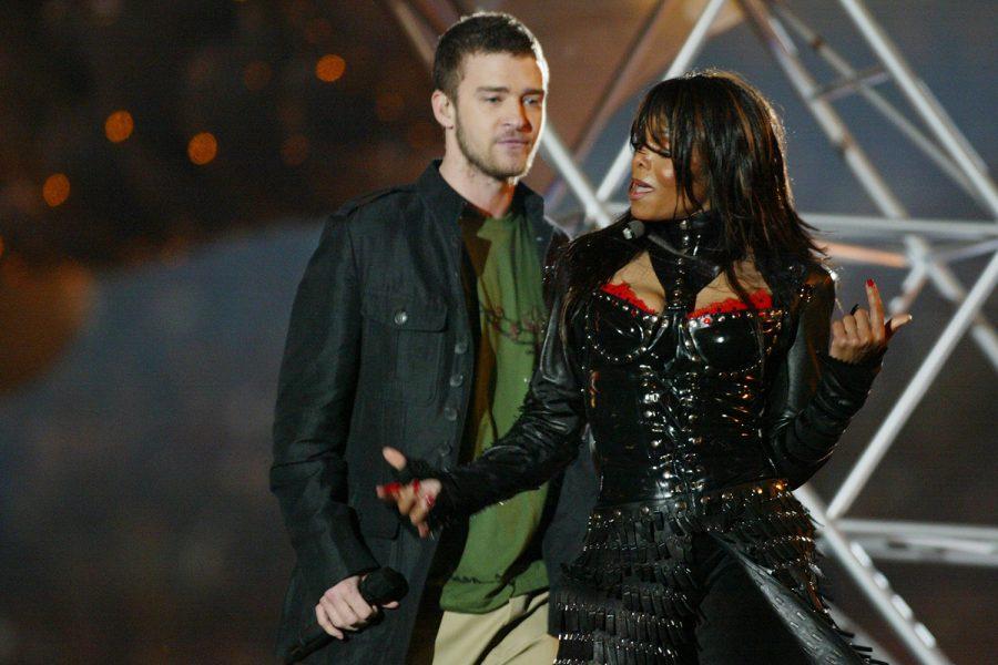 Justin Timberlake Janet Jackson